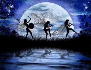 Fees pleine lune