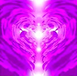 Flamme violette 2
