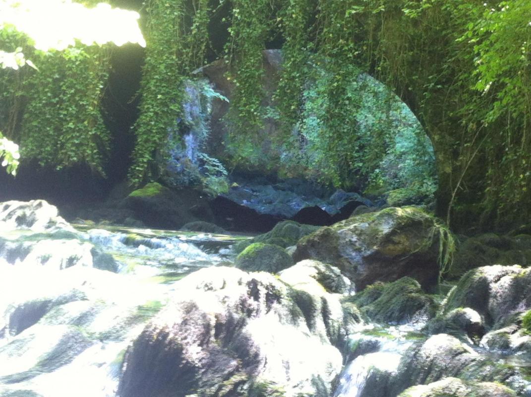 Fontaine de fontestorbes ariege